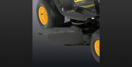 McCulloch M145-107T Benzinmotoros Powerdrive Oldalkidobós Traktor