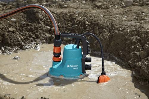 GARDENA Classic szennyvízszivattyú 7000/D