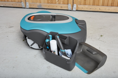 GARDENA Karbantartó- és tisztítókészlet robotfűnyíróhoz