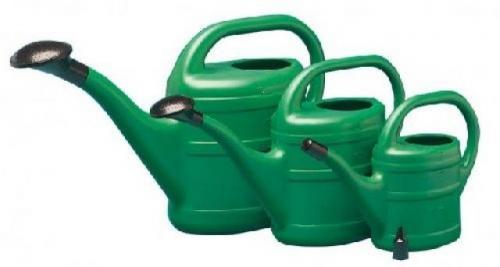 Substal Műanyag öntözőkanna zöld 5 literes