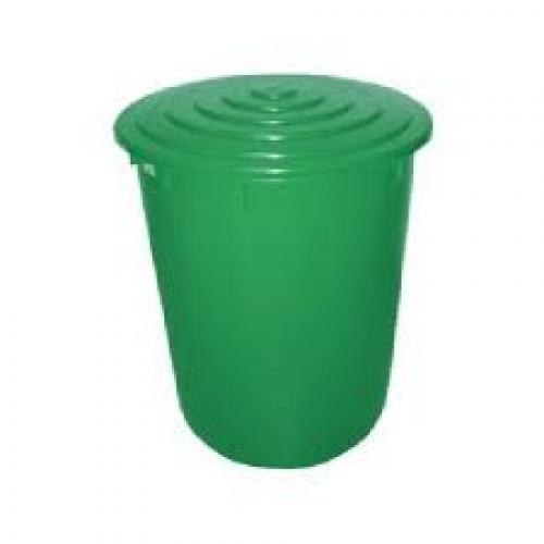 Műanyag esővíztároló, esővízgyűjtő 500l tetővel és csappal AKCIÓ