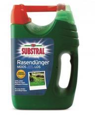 Substral Gyeptrágya mohaelnyomó és villámgyors zöldítő hatással 4kg