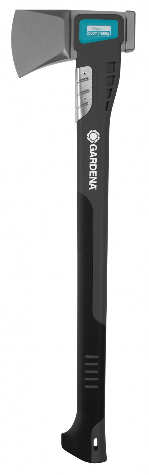 GARDENA Fejsze 1600 S (Fekete)