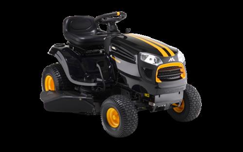 McCulloch M125-97T Powerdrive Benzinmotoros Oldalkidobós traktor
