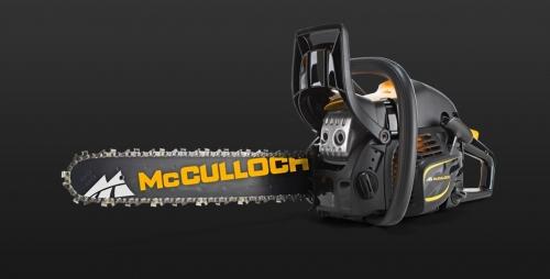 McCulloch CS 410 ELITE Benzinmotoros  Láncfűrész